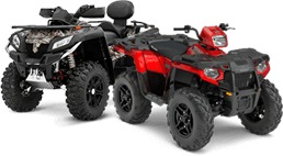 cupi 39 s motor mall offering new used atvs utvs